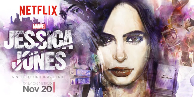 NETFLIX SERIES REVIEW: Jessica Jones (2015)