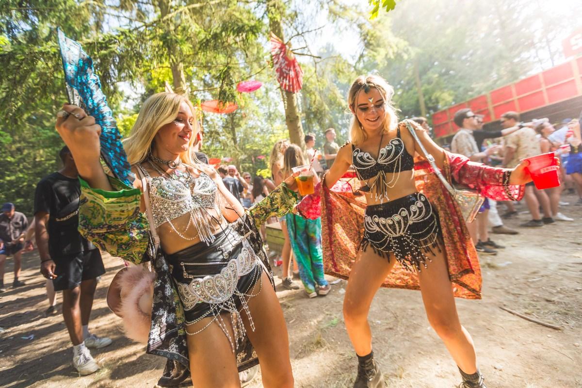 FESTIVAL REVIEW: Farr Festival @ Baldock Forest 05/07/2018-08/07/2018