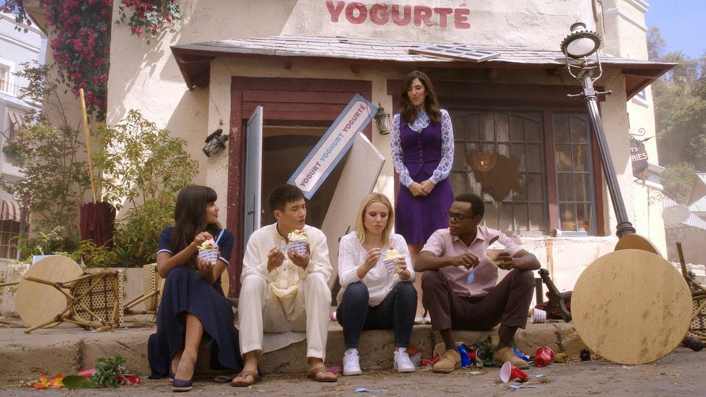 TV SHOW REVIEW: The Good Place Season 3