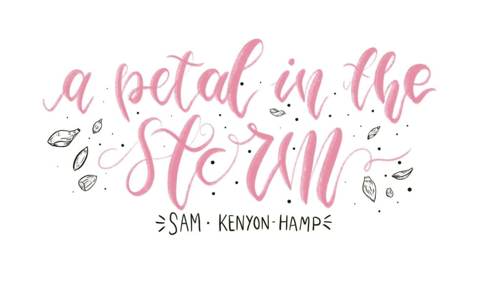CREATIVE WRITING: 'A Petal in the Storm' by Sam Kenyon-Hamp