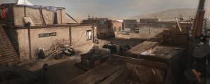 A few years ago, in a familiar setting, the sandy streets of an Iraqi village. The tone of Insurgency: Sandstorm's narrative shifts the typical shooter inspiration away from blockbuster military power fantasy movies more towards a dark and understated indie film rooted in reality.