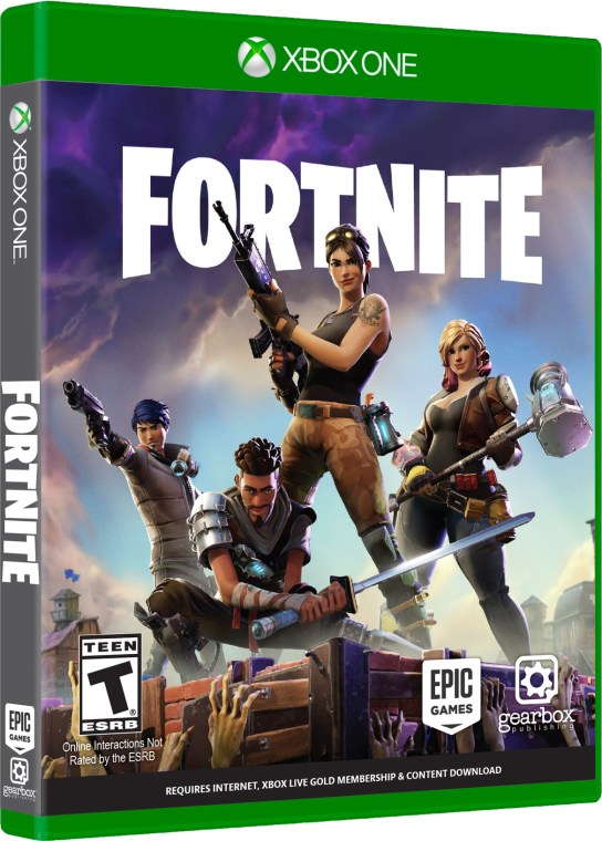 Fortnite_XBOX_Front_Perspective