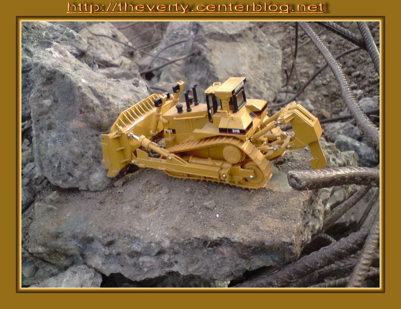 Caterpillar Bulldozer D12