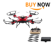 RC Quadcopter, Potensic F183DH Drone