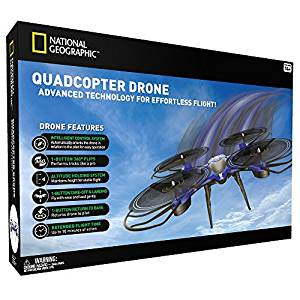 National Geographic Quadcopter Drone Review