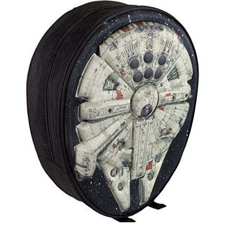Millenium Falcon 3D Effect Backpack