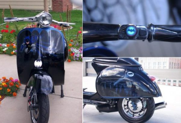 Ten Of The Craziest And Most Unusual Scooters You Will