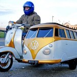Top 10 Nerdy, Amazing and Unusual Scooters