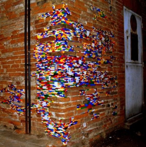 Lego Wall Repair