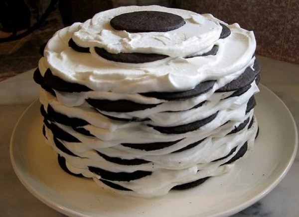 That famous chocolate icebox cake