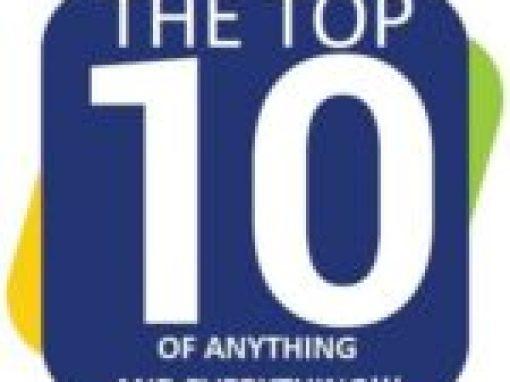 A purple shoe planter