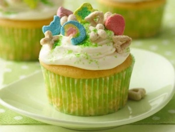 Ten Of The Very Best Recipes For Saint Patrick S Day Cupcakes