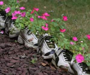Ten Great Examples That Show How Amazing Shoe Planters Can Be