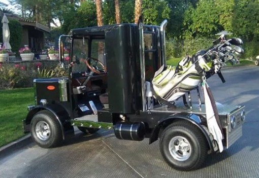 10 Really Bad Luxury Cars That Will Make You Weep: Top 10 Strange And Unusual Golf Carts