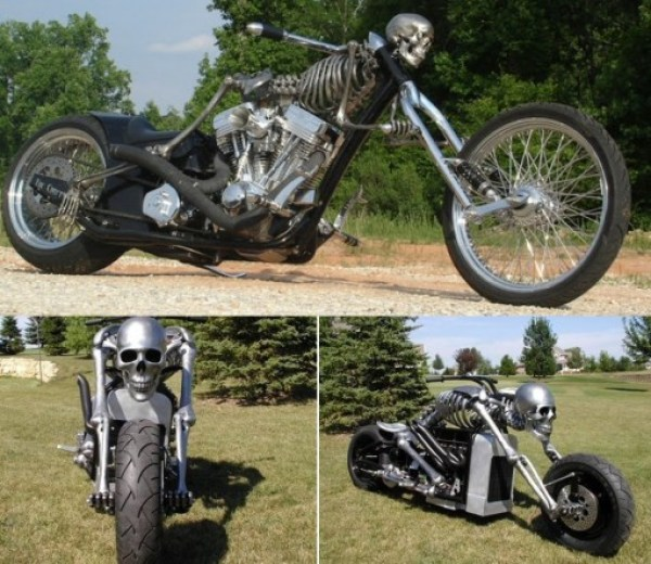 Ten of the Worlds Craziest, Strangest and Most Unusual Motorcycles