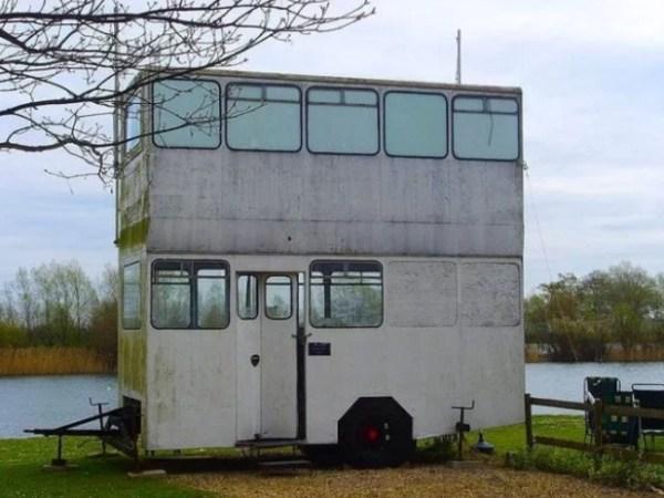 Double Deck Caravan