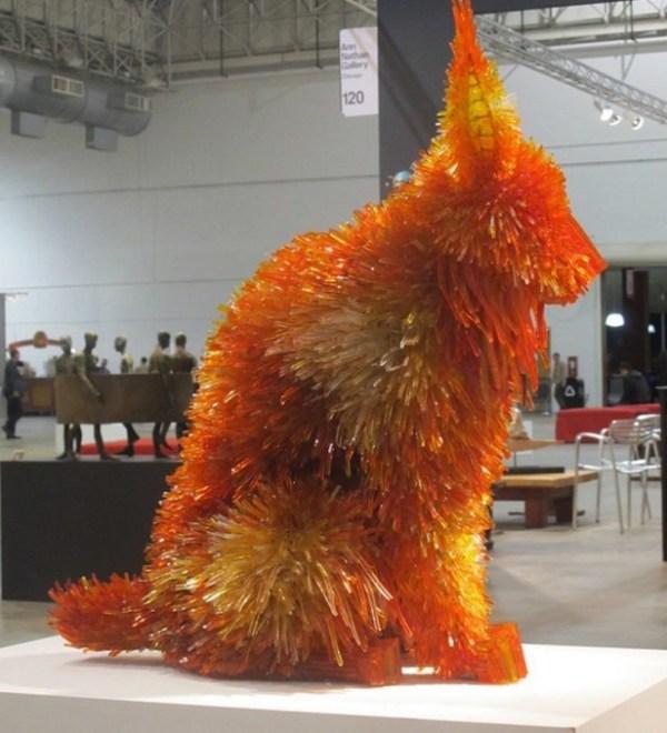 Marta Klonowska: Glass Animals (cat)