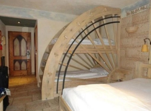 Top 10 Creative And Unusual Bunk Beds