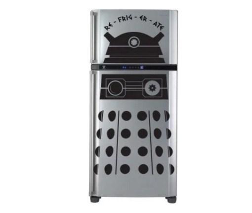 Dalek Style Fridge/Refrigerator
