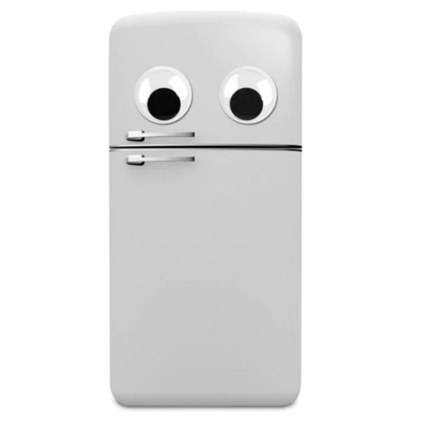 eye-bombing Style Fridge/Refrigerator