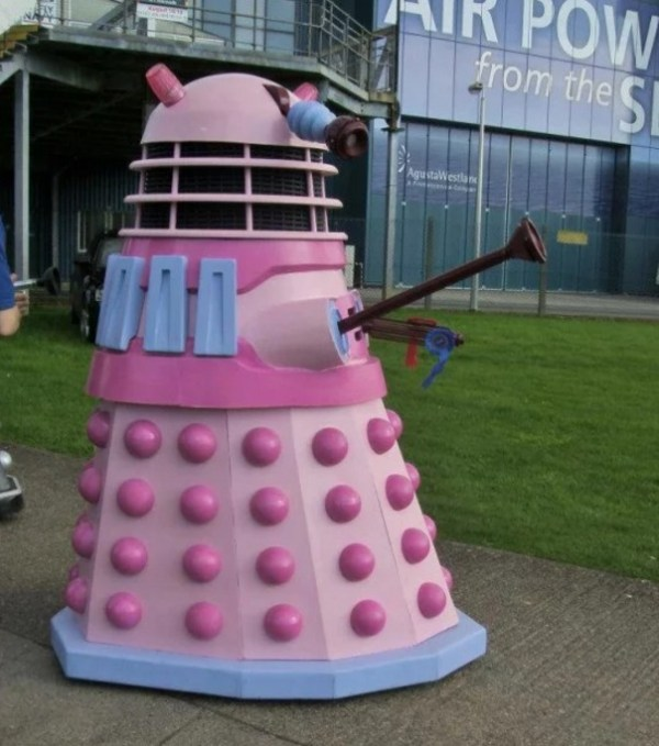 Female Dalek
