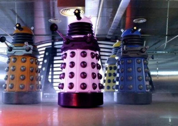 Ten Strange, Crazy, Weird and Unusual Daleks