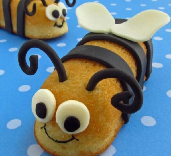 Twinkie Bumble Bees