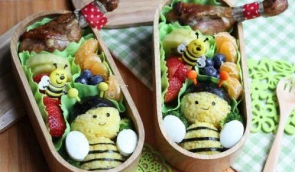 Bee Bento Box