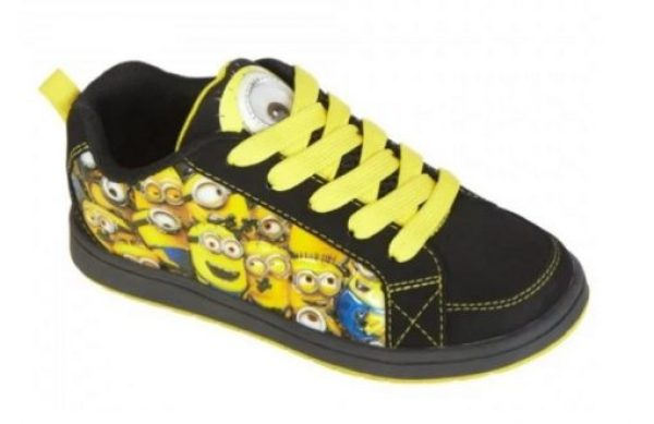 Despicable Me: Minions inspired shoes