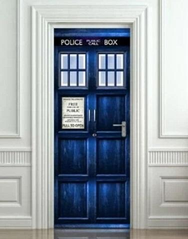 TARDIS Inspired Door