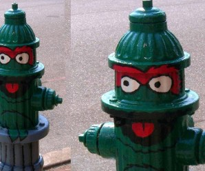 Ten of the Worlds Very Best Examples of Art on Fire Hydrants