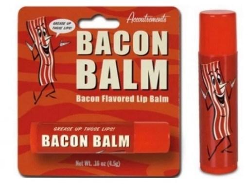 Bacon inspired lip balm