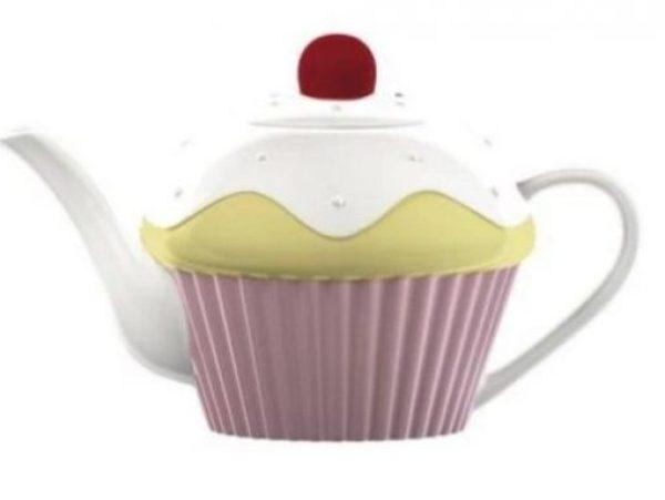 Cupcake Inspired Tea-Pot