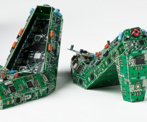 Ten Amazing Sculptures Made With Circuit Boards