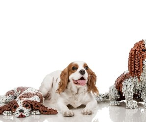 Top 10 Dog Sculptures Made From Bicycle Chains