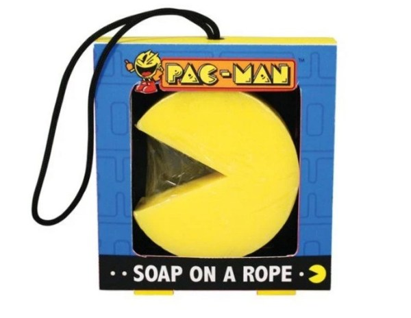 Pac-man Soap
