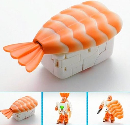 Top 10 Strange and Unusual Sushi Gift Ideas