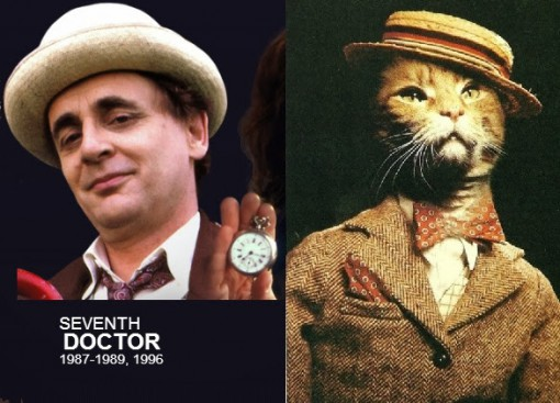 Doctor Who: If the Last 10 Doctors Were cats