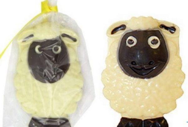 Sheep Inspired Chocolate