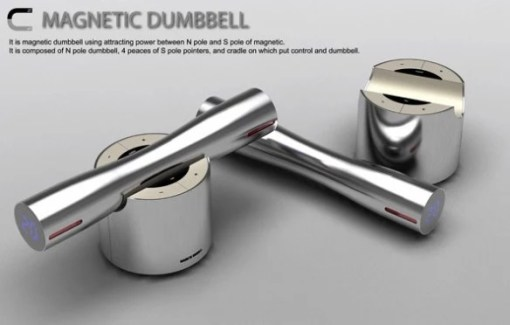 Concept Design Dumbbells