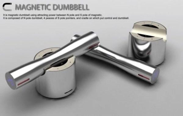 Concept Design Dumbbells