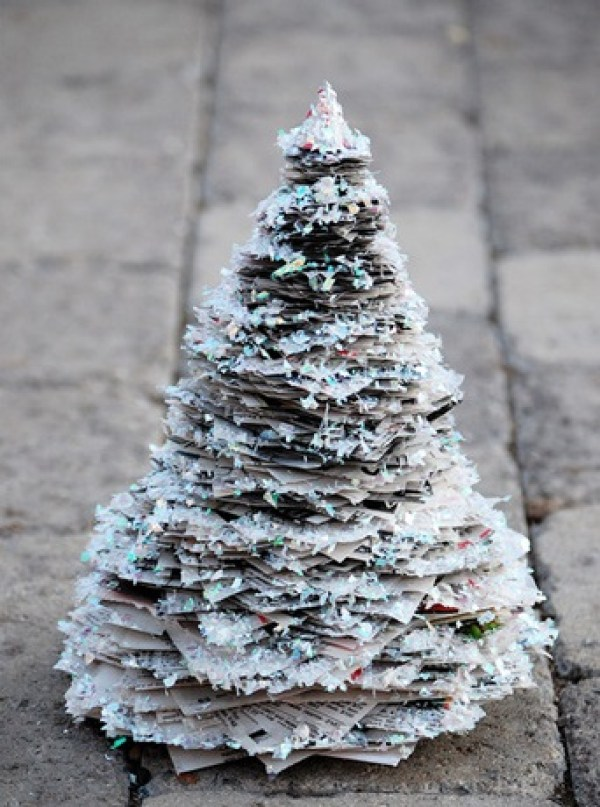 Ten Amazing Things to Make and Do With Old Newspapers
