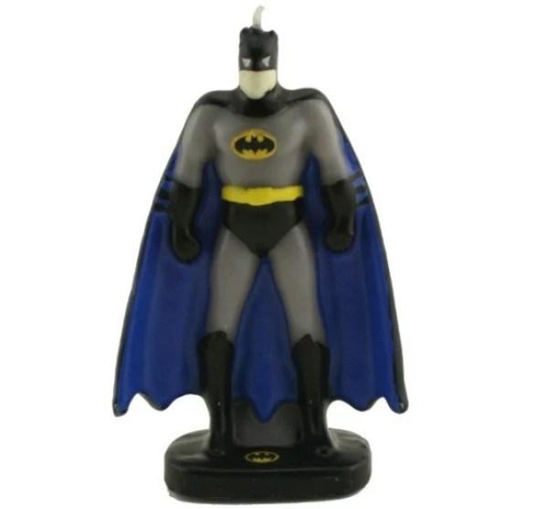 Batman Candle