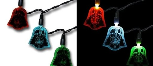 StarWars: Darth Vader Christmas String Lights