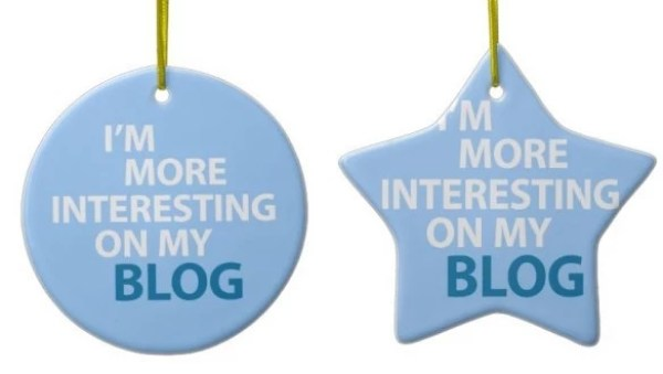 Blog Inspired Christmas Tree Baubles