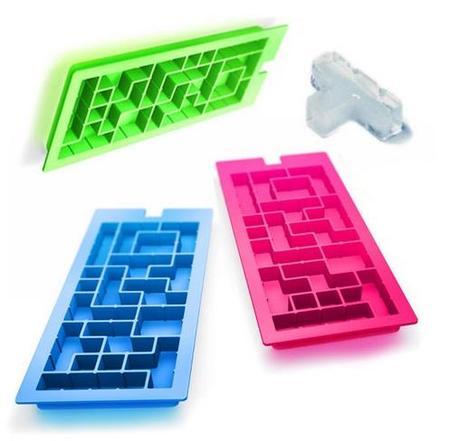 Tetris Themed Ice-Cube Tray