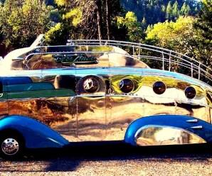 Top 10 Unusual and Amazing Motorhomes