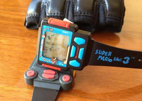 Super Mario Inspired Watch