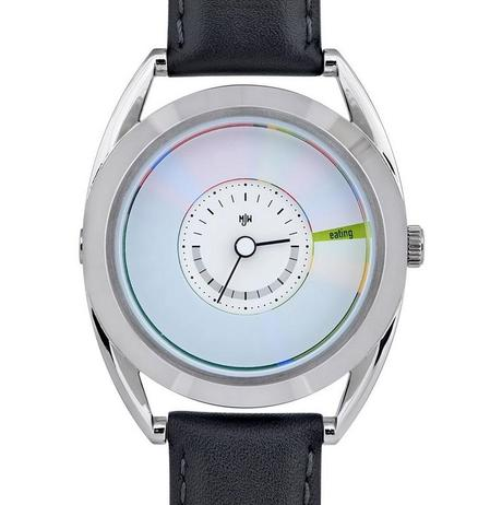 Social Time Inspired Watch