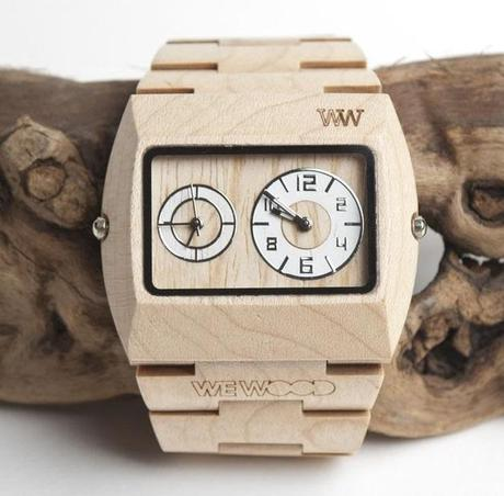 Wood Inspired Watch